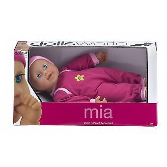Dukker verden Mia