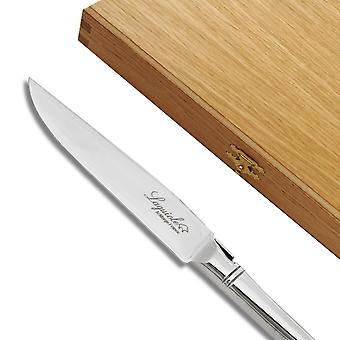 Prestige range Laguiole fruit knives polished finish Direct from France