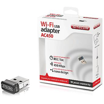 Sitecom Wireless USB-Adapter AC450 2.4 GHz (Home , Electronics , Network , Network Cards)