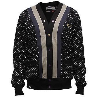 Sabit Pel Cardigan Black