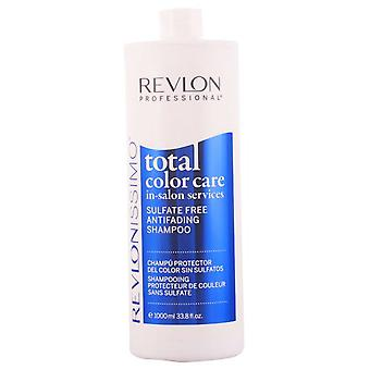 Revlon Total Color Care Shampoo 1000 ml antifading (Vrouwen , Capillair , Shampoo)