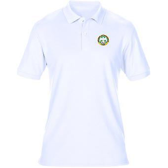 Vojska Serbien Montenegro Militär Stickerei Logo - Herren Polo-Shirt