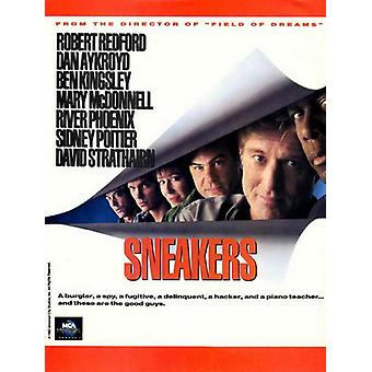 Sneakers Movie Poster (11 x 17)