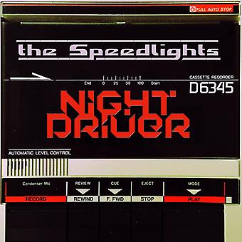 Speedlights - Night Driver [CD] USA importerer