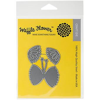 Waffle Flower Die-Magical Butterfly WF310123