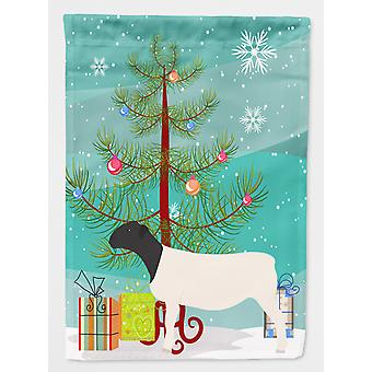 Carolines skatter BB9345GF Dorper sauer Christmas flagg hage størrelse