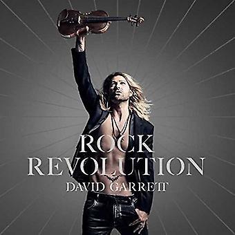 Garrett - Rock Revolution [vinilo] USA importar