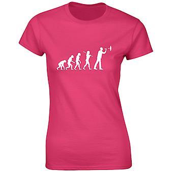 Dart Evo Evolution Womens T-Shirt 8 färger (8-20) av swagwear