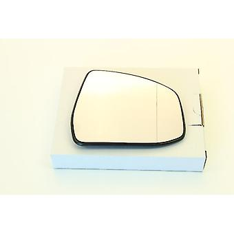 Right Mirror Glass (heated) & Holder for FORD FOCUS mk3 Saloon 2011-2017