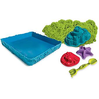 Bizak Kinetic Sand Castle Playset (Babies and Children , Toys , Educative And Creative)