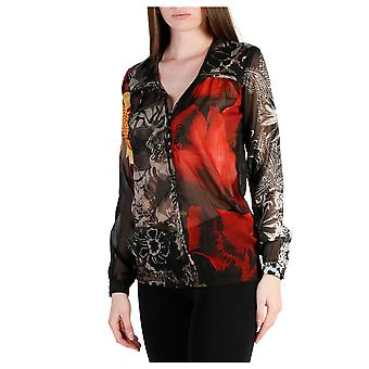 Desigual Women Shirts Black