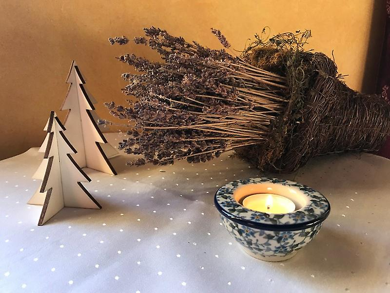 Candle holders, ø 8,5 cm, ↑4 cm, tradition 32, BSN J-292
