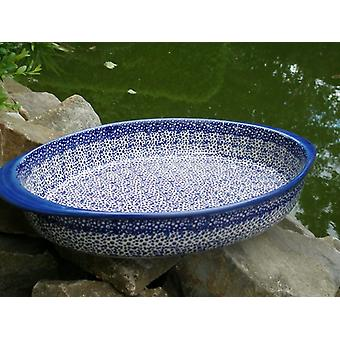 Baking dish, oval, 32, 5 x 20, 5 x 3, 7 cm, tradition 90, BSN J-2730