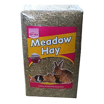 Pettex Compressed Meadow Hay Bedding for Rabbit and Small animals 800g