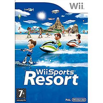 Nintendo Selects  Sports Resort (Nintendo Wii)