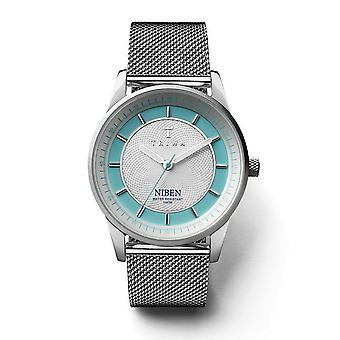 Triwa Unisex Watch NIST106-ME021212 azure Niben watch