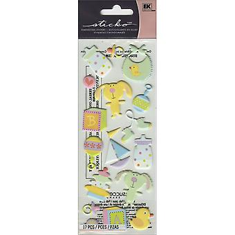 Sticko Stickers-Baby Toys