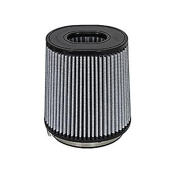 AFE Filters 21-91053 Magnum FLOW Pro DRY S Replacement Air Filter Non-Oiled 6 in. F x 7-1/2 in. B x (6-3/4 in. x 5-1/2 i