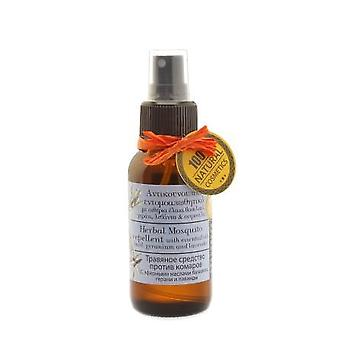 Natural Mosquito Repellent Oil with essential oils 50ml.