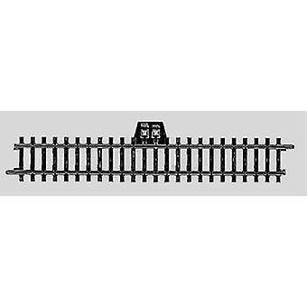 H0 Märklin K (w/o track bed) 2290 Feeder track, Straight 180 mm
