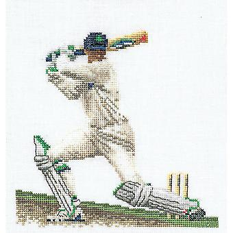 Cricket On Aida Counted Cross Stitch Kit-6.25