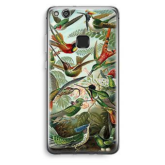 Huawei Ascend P10 Lite Transparent Case (Soft) - Haeckel Trochilidae