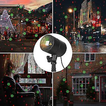 LED Lampe Wandbeleuchtung Strahler Waterproof Gadget für Zuhause Outdoor Weihnachten Indoor Neu