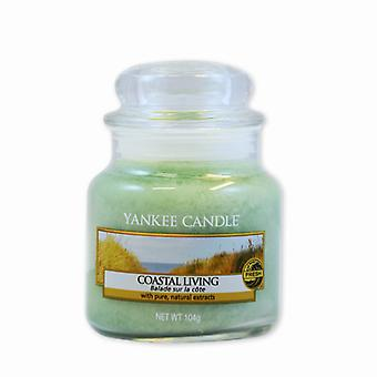 Yankee Candle Small Jar Candle Classic Coastal Living 104 g