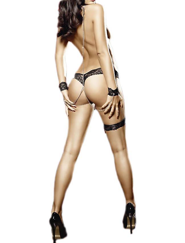 Waooh 69 - Set Sexy Lace Naomi