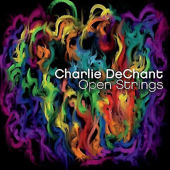 Charlie Dechant - Open Strings [CD] USA import