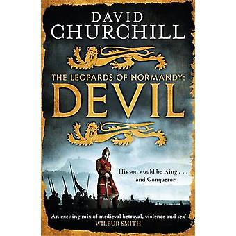 Leoparder i Normandiet - Devil af David Churchill - 9781472219213 Bo