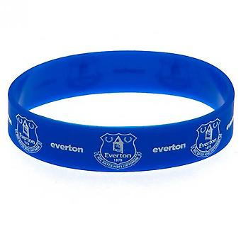 Everton FC Official Silicone Wristband