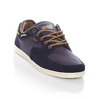 Etnies Navy-Brown-White Dory Shoe