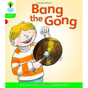 Oxford Reading Tree - Level 2 - Floppy's Phonics Fiction - Bang the Gong