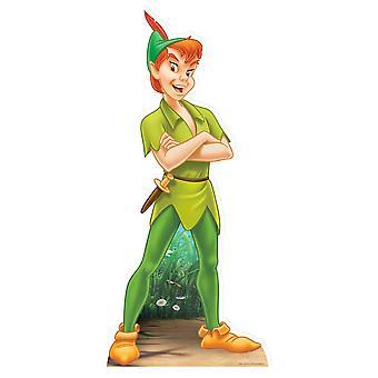 Peter Pan (Disney) - Lifesize Karton Ausschnitt / f