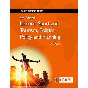 Loisirs - Sport et tourisme - politique - politique et planification de J. A.