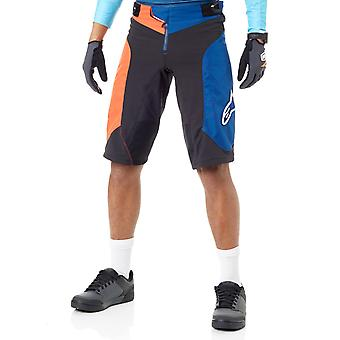 Alpinestars Black-Energy Orange 2018 Vector MTB Shorts