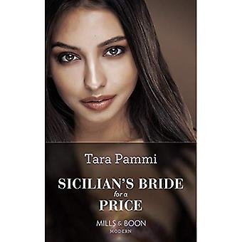 Sicilian's Bride For A Price (Mills & Boon Modern) (Conveniently Wed!, Book 11)