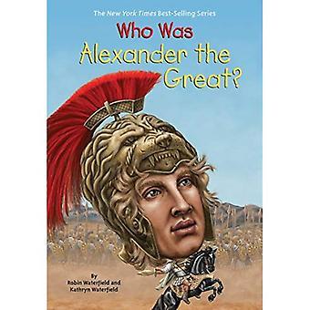 Wie Was Alexander de grote?