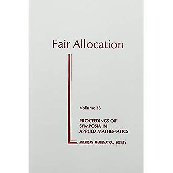 Fair Allocation