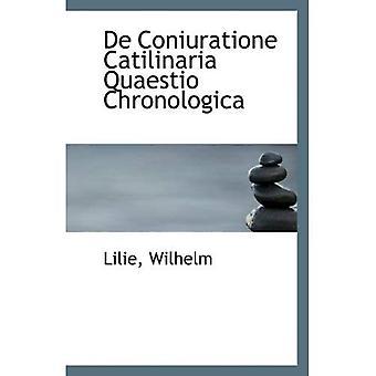 Quaestio Chronologica de Coniuratione Catilinaria