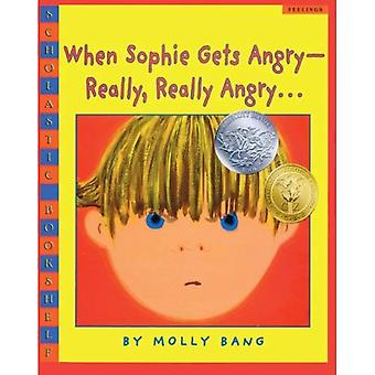 Cuando Sophie se pone enojada--realmente, realmente enojado... (Biblioteca escolar