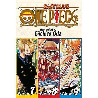 One Piece 3: East Blue 7-8-9 Omnibus