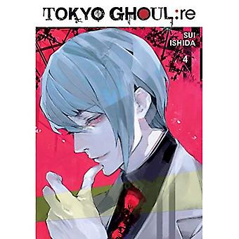 Tokyo Ghoul: re, Vol. 4 (Tokyo�Ghoul: re)