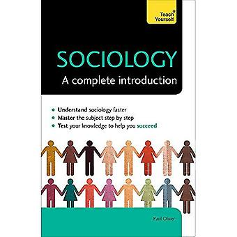 Sociology: A Complete Introduction (Teach Yourself)