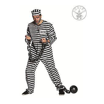 Men costumes  Crook Prisoner Suit
