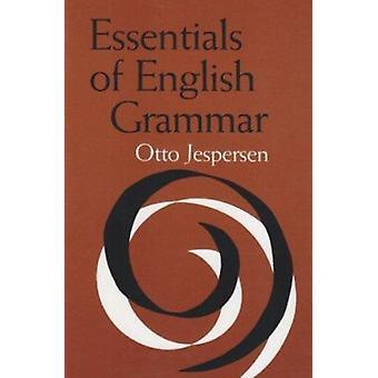 Essentials Eng Grammar by Jespersen - 9780817304522 Book