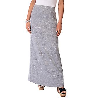 KRISP  Women Ladies Knitted High Waist Long Bodycon A Line Winter Boho Maxi Skirt Dress