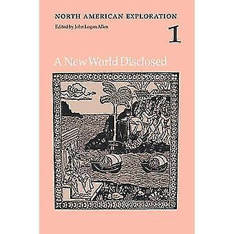 Exploração norte-americana Volume 1 um novo mundo divulgadas por Allen e John L.