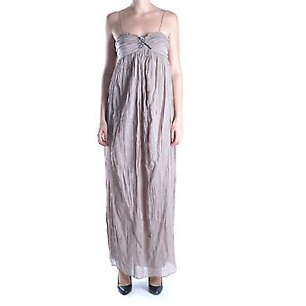 Liu Jo Beige Cotton Dress